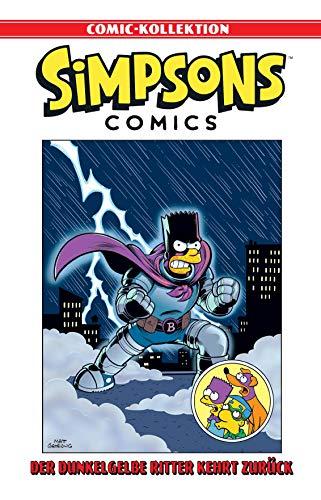 Simpsons Comic-Kollektion: Bd. 41: Der dunkelgelbe Ritter kehrt zurück