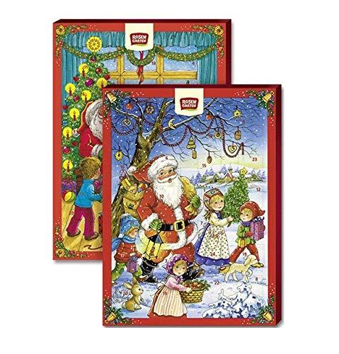 Rosengarten Schoko-Adventskalender