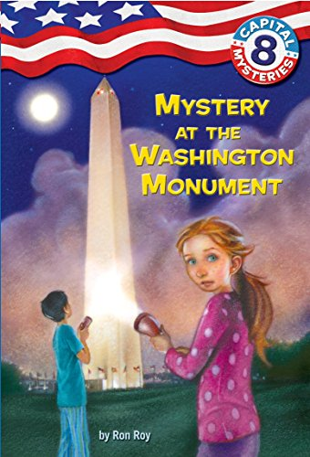 Capital Mysteries #8: Mystery at the Washington Monumentの詳細を見る