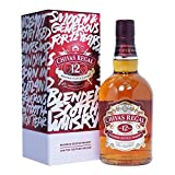 Chivas Regal 12 Year Old Whisky Limited Edition Gift Tin