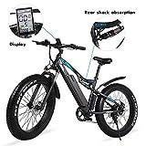 Immagine 2 gunai bici elettrica 1000w mountain