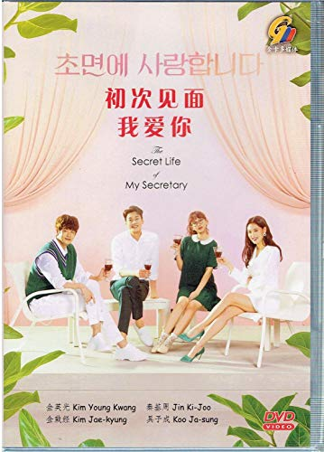 THE SECRET LIFE OF MY SECRETARY - COMPLETE KOREAN TV SERIES ( 1-32 EPISODES ) DVD BOX SETS