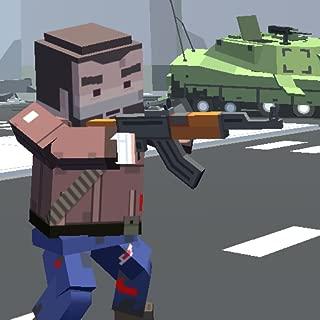 Battlegrounds Fire Royale: Free Craft Survival