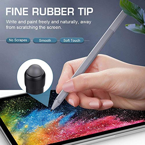 Kentan Pen for Microsoft Surface Refill Sensitive Fine Rubber Nib Suitable for SurfacePro4 567 Book Nib HB refill impart