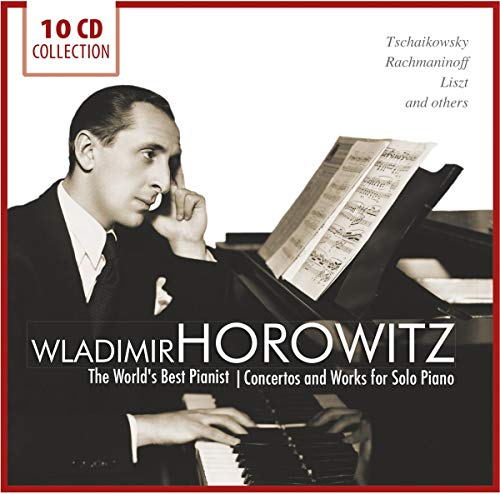 The World's Best Pianist - Concertos and Works for Solo Piano