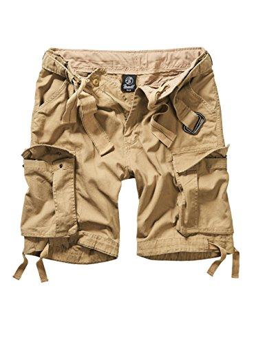 Brandit Herren Indian Summer Short, Größe:6XL;Farbe:Camel (70)
