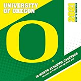 Oregon Ducks 2021 12x12 Team Wall Calendar