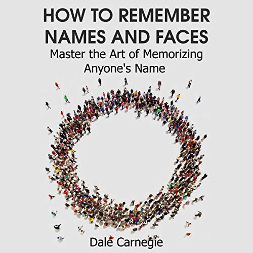 How to Remember Names and Faces  By  cover art