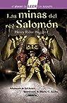 Las minas del rey Salomón par Rider Haggard
