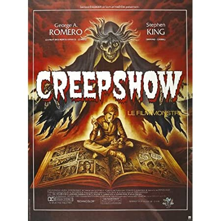 Creepshow poster Movie poster unframe poster,Canvas poster