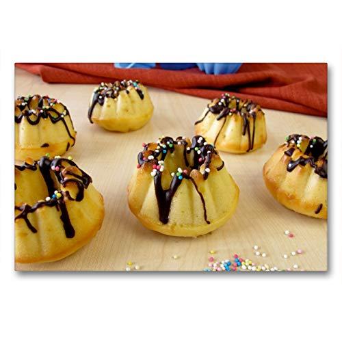 Calvendo Mug Cakes, Minigugel, Tartelettes y Otros pequeños Pasteles, 90x60 cm