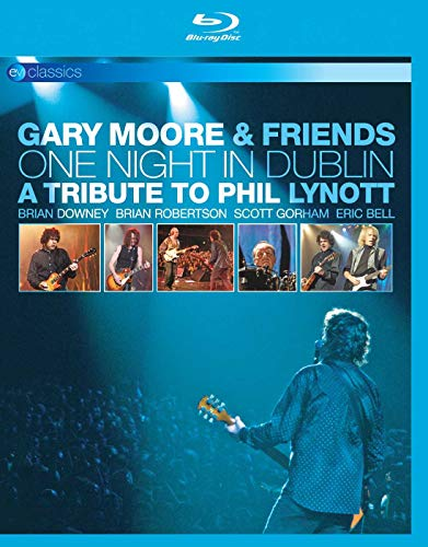 Gary Moore And Friends: One Night In Dublin - A Tribute To... [Blu-ray] [Region A & B & C]
