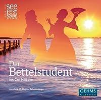 Milloecker: Der Bettelstudent by Festival Orchester Moerbisch (2013-05-03)