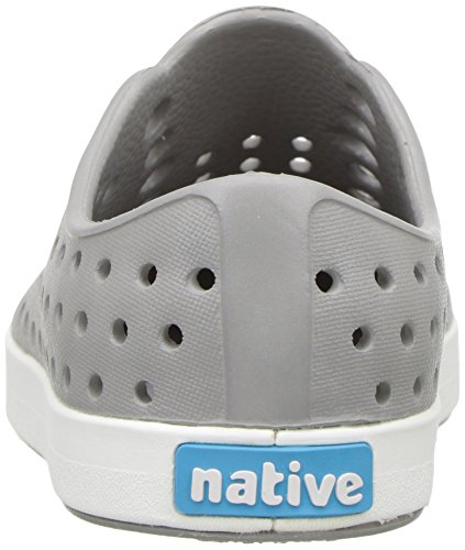 Native Kids unisex-baby Jefferson Water Shoe,pigeon grey/shell white,5 Medium US Toddler