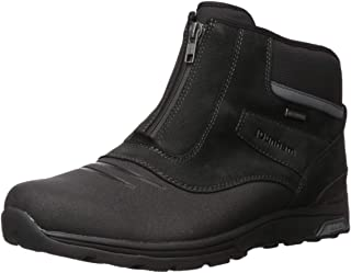Dunham Trukka Zip Men Mid Calf Boot