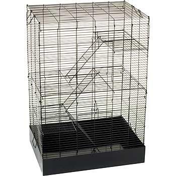 PETCO Rat Manor Habitat