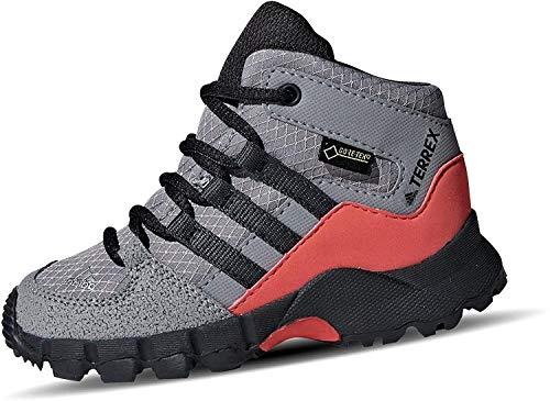 Adidas Terrex Mid GTX I, Botas Bebé Unisex, Gris (Gritre/Carbon/Esctra 000), 21 EU