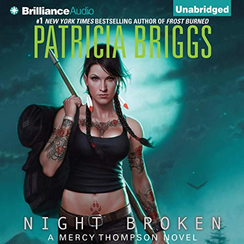 Night Broken cover art