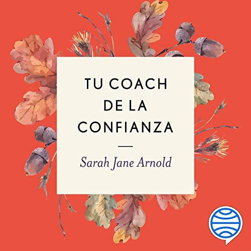 Diseño de la portada del título Tu coach de la confianza