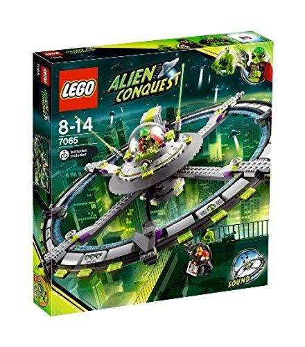 LEGO Alien Conquest 7065 - Großes Alien-Raumschiff