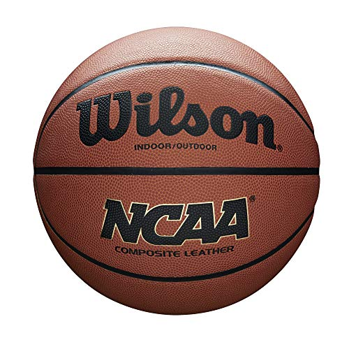 """Wilson NCAA Indoor/Outdoor Basketball , Orange, Official - 29.5"""""""