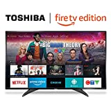Toshiba 49LF421C19 49-inch 1080p HD Smart LED TV - Fire TV Edition