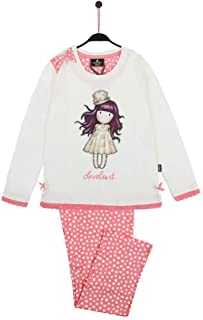 SANTORO LONDON - Pijama Santoro GORJUSS NIÑA Niñas Color: Crudo Talla: 16