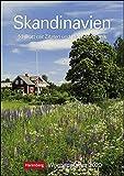 Skandinavien Wochenplaner. Wandkalender 2020. Wochenkalendarium. Spiralbindung. Format 25 x 35,5 cm - Harenberg