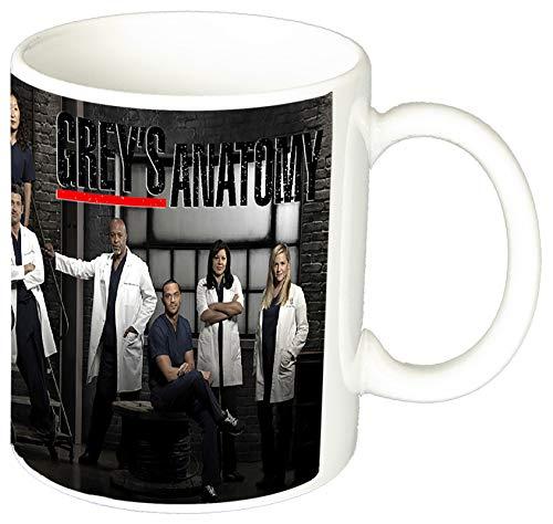 MasTazas Anatomia De Grey Grey'S Anatomy B Taza Ceramica