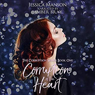 Corruption of the Heart audiobook cover art