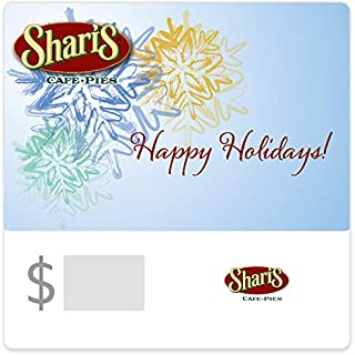 Shari's Café Gift Cards - E-mail Delivery