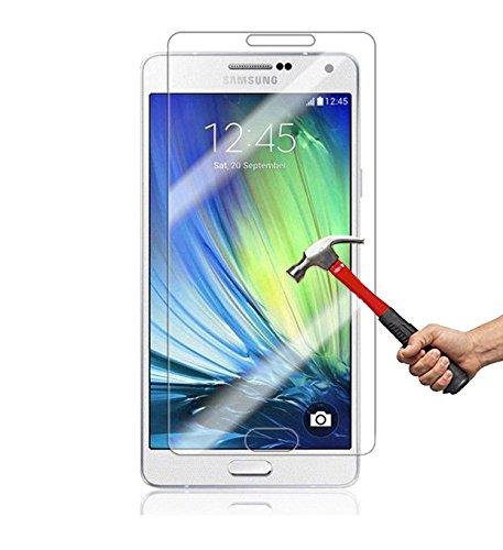 Panzerglas für Samsung Galaxy A5 A500 ( 2015 ) Schutzglas mit 4-Schichten-System harte Folie Panzerfolie Schutzfolie