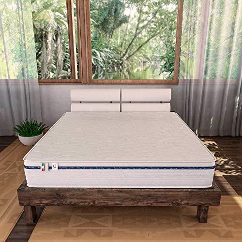 Baldiflex Materasso Matrimoniale Amazonia Top in Memory Foam 160x190 cm