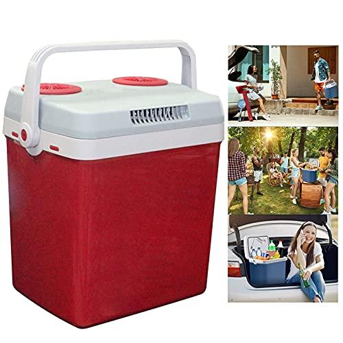 BFCDF Refrigerador de Coche, Enfriador Eléctrico de 12V 220V AC, Calentador de...