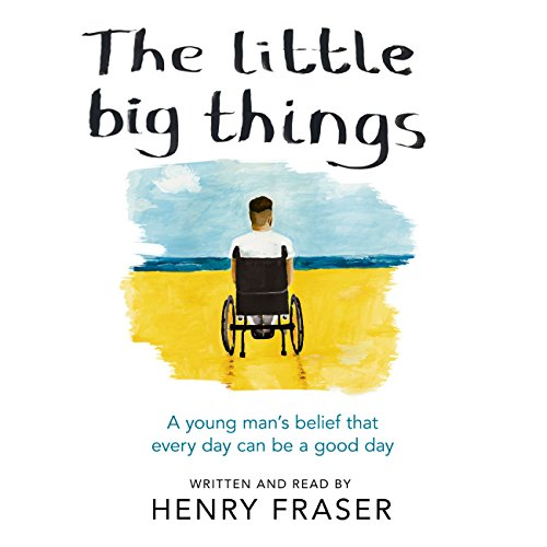 The Little Big Things audiobook cover art