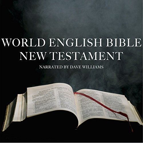 World English Bible New Testament audiobook cover art