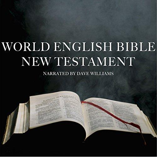 World English Bible New Testament audiobook cover art