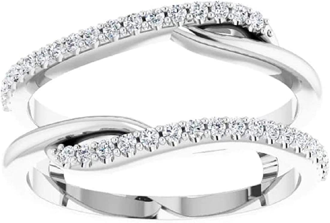 PB Collection Bypass Clearance SALE! Limited time! Infinity Style Vintage C Criss Ring Wedding Bombing new work