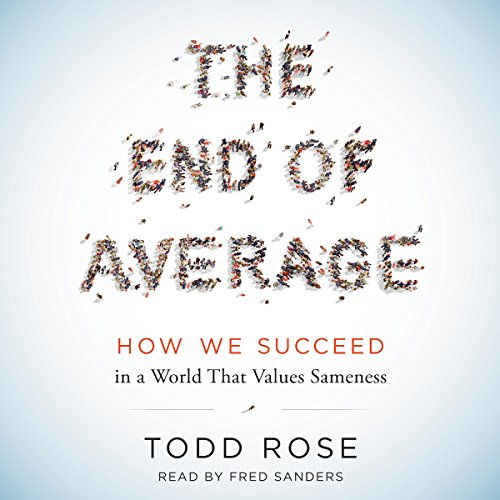 The End of Average cover art