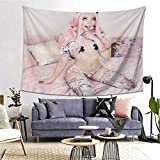 Belle Delphine Wall Tapestry Apestry Album 3D Wall Hanging Art Home Decor Wave Tapestries