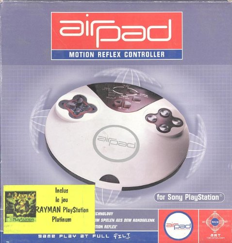 Airpad motion reflex controller - Playstation