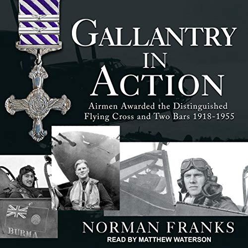 Page de couverture de Gallantry in Action
