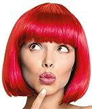 Balinco Bob Perücke Wig Cabaret Pagenkopf Pagen Charleston Perücken für Karneval / Fasching &...