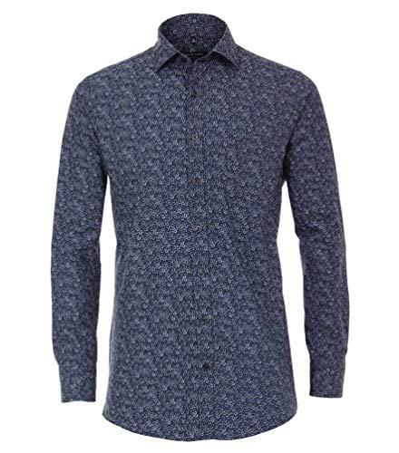 Casa Moda - Comfort Fit - Herren Freizeit Hemd (493274100), Farbe:Blau (100), Größe:XL