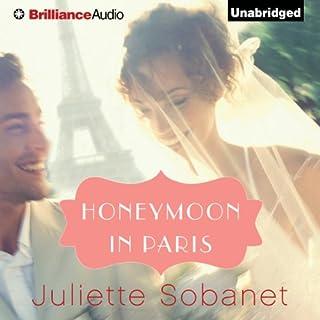 Honeymoon in Paris audiobook cover art
