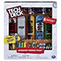 Tech Deck Blind Sk8 Shop Bonus Pack Styles May Vary by Spin Master