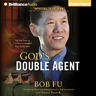 God's Double Agent cover art