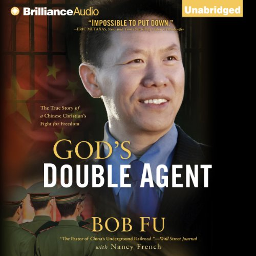 God's Double Agent audiobook cover art