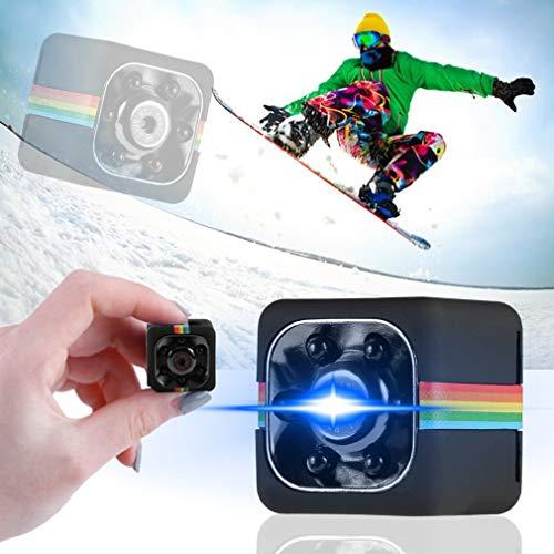 Metal Sq11 deportes cámara infrarroja noche 960 p 1080 p deportes al aire libre cámara Sq11 impermeable