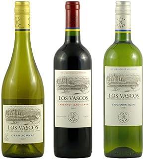 *172 ロス ヴァスコス チリワイン 3本セット